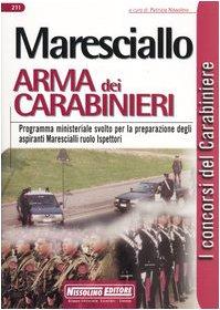 Maresciallo. Arma dei carabinieri