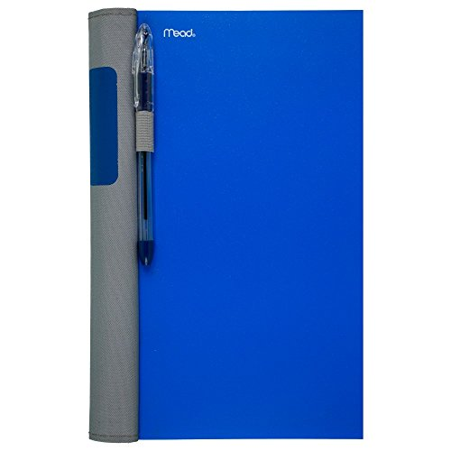 """Five Star Advance Spiral Notebook, 3 Subject, College Ruled Paper, 150 Sheets, 11"""" x 8-1/2"""", Blue (73138) Photo #2"""