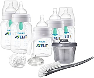 Philips Avent Anti-Colic Baby Bottle with AirFree Vent...