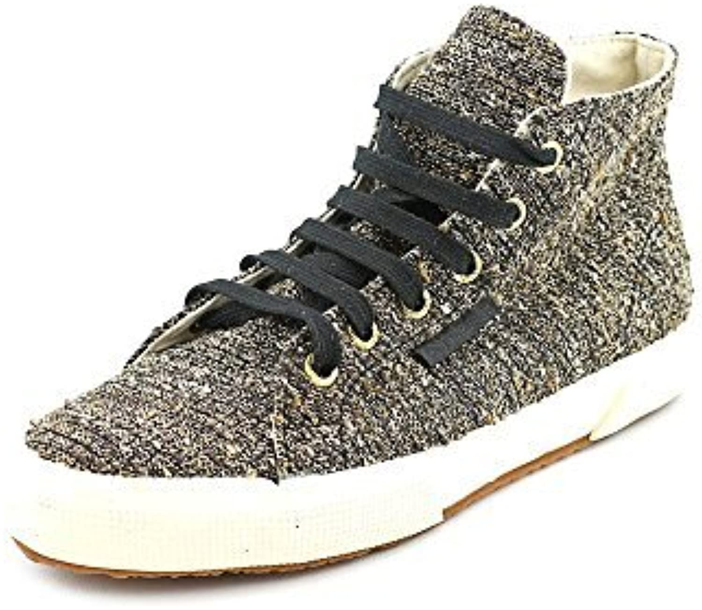 Superga X Man Repeller - 2095 Twdw - Women's Sneakers - gold Fabric
