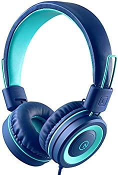 Noot Products K11 Foldable Stereo On-Ear Kids Headphones