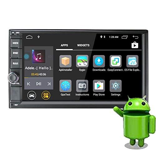 Lexxson Car Navigation 7inch Quad Core 1.2GHz Cortex A7 Super High Definition Digital Screen Built-in GPS Android System Build-in WiFi CL0012 …