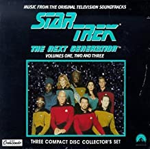 Star Trek - The Next Generation: Music From The Soundtrack, Volumes One, Two And Three