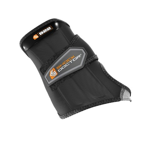 Shock Doctor Black Wrist Sleeve-Wrap Support