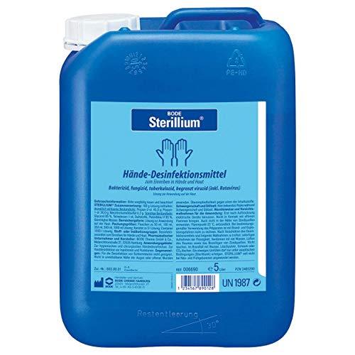 Paul Hartmann Sterillium - Hände Desinfektionsmittel, 5 l