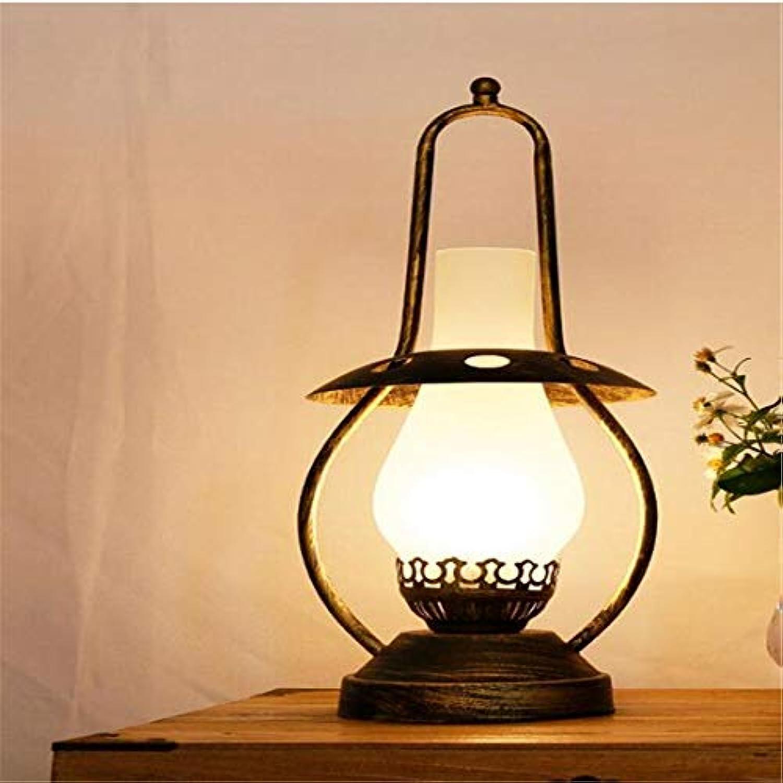 Led Lichter Edison Lichter Retro Nostalgische Dekoration Tischlampe, Bar Cafe Kerosin Licht Led E27