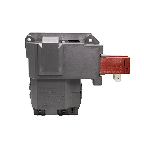 MAYITOP 131763202 Washer Door Lock Wax motor For Frigidaire Kenmore 131763255 131763256,0131763202 131269400 131763200 131763245 AP4455026 Washing Machine Lid Switch
