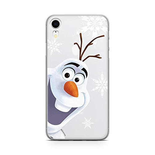 Original & Offiziell lizenziertes Disney Die Eiskönigin Handyhülle für iPhone XR, Hülle, Hülle, Cover aus Kunststoff TPU-Silikon, schützt vor Stößen & Kratzern