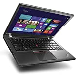 Compare technical specifications of Lenovo ThinkPad T450 (26730-microdre#CR$P)