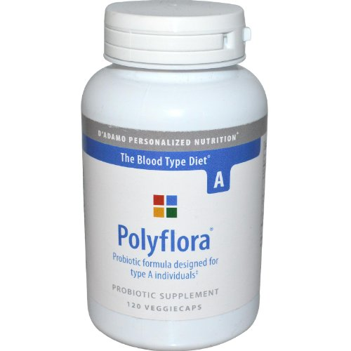 D'Adamo - Polyflora Probiotic (type A) 120c
