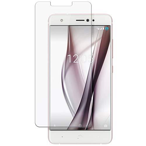disGuard Schutzfolie für BQ Aquaris X2 Pro [3 Stück] Entspiegelnde Bildschirmschutzfolie, MATT, Glasfolie, Panzerglas-Folie, Bildschirmschutz, Hoher Festigkeitgrad, Glasschutz, Anti-Reflex