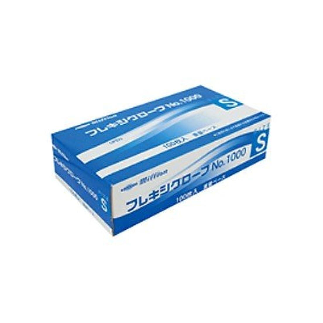 クリークエアコン血まみれのミリオン プラスチック手袋 粉付No.1000 S 品番:LH-1000-S 注文番号:62741552 メーカー:共和