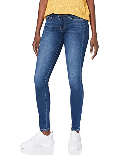 Pepe Jeans Pixie Jeans, Dark Used Wash, 32 Donna