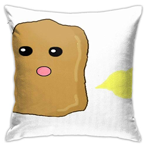 Lucky girlfriend Netto aß zu viel Honig Senf quadratische Kissenbezug Throw Pillow Sofa Kissen Autokissen Dekoration