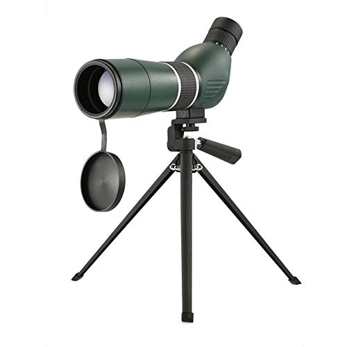 RUIHUA 20-60X60 Zoom Binoculars, Portable Travel Nitrogen-Filled Waterproof And Anti-Fog Telescope Bird Mirror with Tripod Suitcase