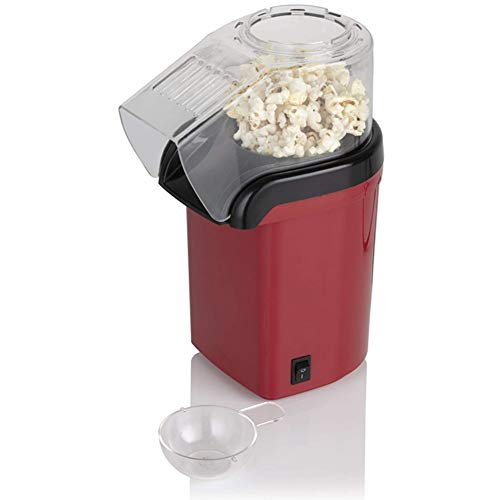 For Sale! Portable Hot Air Popcorn Maker Electric Home Popcorn Safety Healthy and Fat-free Popcorn P...