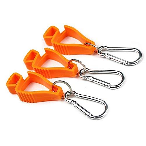 3PCS Glove Grabber Clip Holder Work Safety Clip Glove Keeper