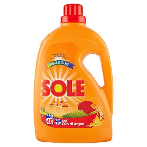 Sole Colori Protetti e Brillanti, 40 Lavaggi, 2L