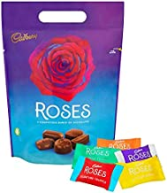 Cadbury Roses Christmas Chocolates pouch 400g (Pack of 3)