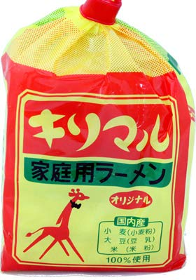 8位:小笠原製粉『キリマル家庭用ラーメンしょうゆ味(愛知県)』