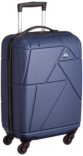 [カメレオン] スーツケース キャリーケース 保証付 35L 57 cm 2.8kg VERONA 57cm オックスフォードブルー
