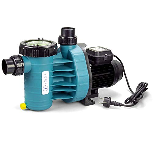 POOL Total Aqua Plus 11 Filterpumpe - Edition Poolpumpe (11 m³/h), AquaPlus 11 von AquatechniX
