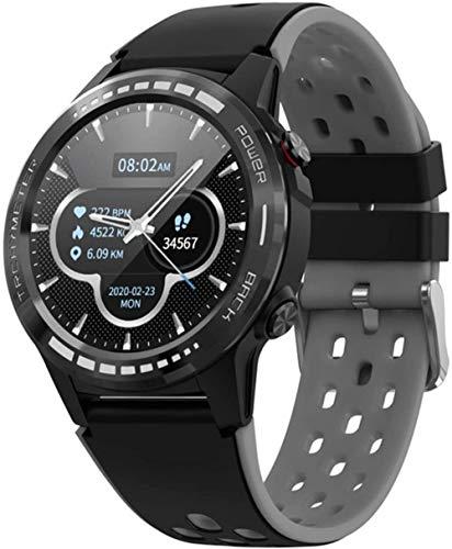 M7S Tarjeta SIM Teléfono Reloj Inteligente GPS Nuevo Smartwatch Hombres s Brújula Barómetro Altitud Deportes al Aire Libre Impermeable Reloj Inteligente Hombres Adecuado para Android IOS-A