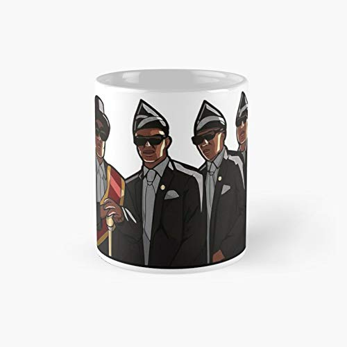 Coffin Dance Meme - Cartoonize Classic Mug 11 Oz.