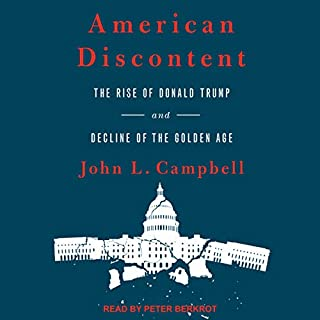 American Discontent cover art