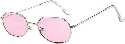 5959695038f Women Men Vintage Retro Glasses TANGSen Unisex Small Frame Beach Sunglasses  Casual Fashion Outdoor Eyewear