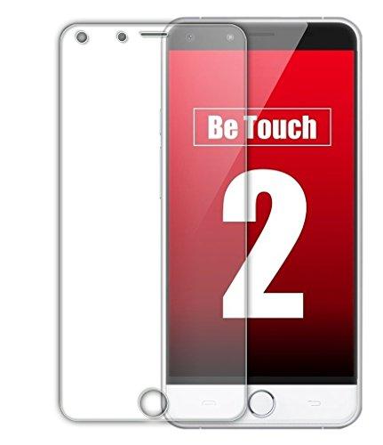 Granadatech Cristal Templado para Ulefone Be Touch 2 (5,5') [No Cubre el Borde Biselado] Protector de Pantalla, Calidad HD, Grosor 0,3mm, Alta Resistencia a Golpes 9H - Sin Burbujas
