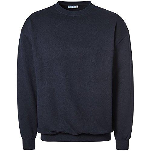 Pionier 2660-L Sweatshirt mit Rundhals Marineblau Größe L