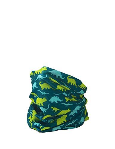 Ruffnek - Sciarpa/Scaldacollo con Disegno a Tema Dinosauri, per Uomo, Donna, Bambino - Bandana / Sciarpa - Taglia Unica