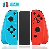 Mando para Switch, Inalámbrico Mando Switch Controlador Joystick Gamepad con Gyro Axis/Dual Shock/Turbo