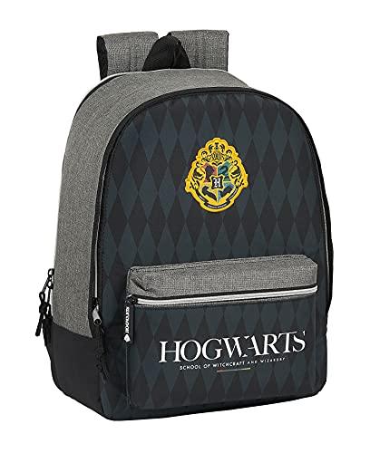 safta Mochila Escolar de Harry Potter Hogwarts Adaptable a Carro, 320x140x430 mm