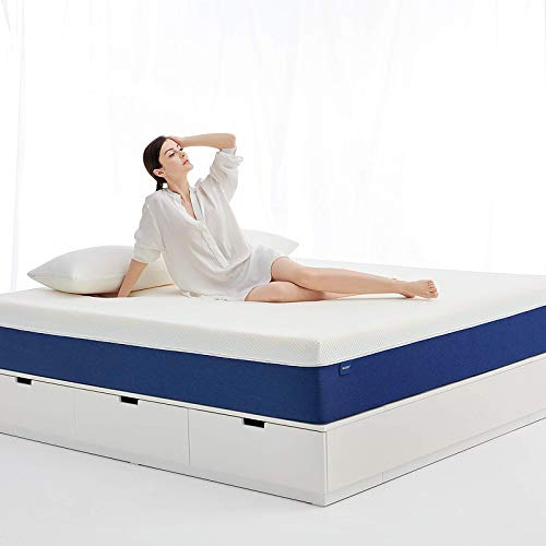 Full Mattress, Molblly 10 inch Gel Memory Foam Mattress with CertiPUR-US Bed Mattress in a Box for...