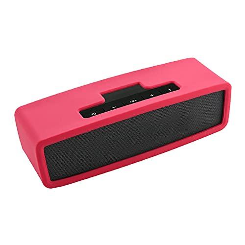FANGCHENG Altoparlante Cassa in Silicone Portatile Fit for BO-SE-Mini I/II Bluetooth Pellicola Protector Coperchio Pelle Skin Box Speakers Borsa Altoparlante Bluetooth (Color : B)