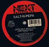 Lets Talk About Sex (Remix) [Vinyl]