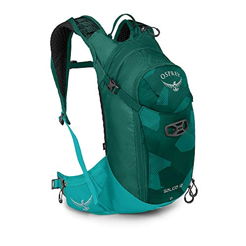 Osprey Salida 12 Women's Bike Hydration Backpack , Teal Glass