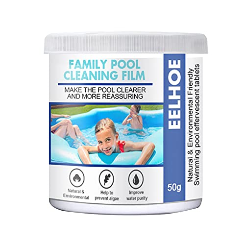 Chlorine Tablets - Swimming Pool Pool Spa Hot Tub Chlorine Tablets for 5000 Gallons Pools Over