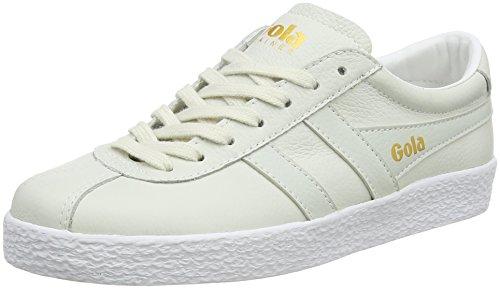 Gola Damen Trainer Sneaker, Weiß (White Ww White), 36 EU