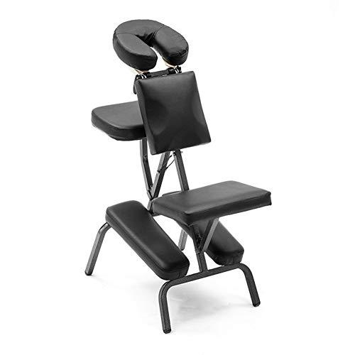 XUE Tattoo-Stuhl, Silla para los Arrugas Masaje portátil Silla Scraping Chair Tattoo Chair Arrugas...