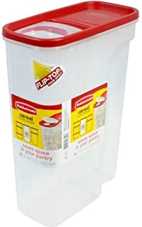 Rubbermaid Dry Food Cereal Keeper, 22-Cup