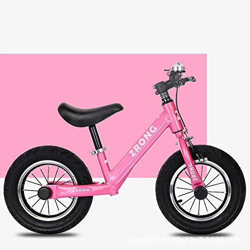 PINGHC Delivery®⭐⭐⭐⭐⭐ Wheel Rueda De Bicicleta para Niños Marco De Acero Inoxidable...