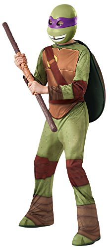 Teenage Mutant Ninja Turtles Donatello Kostüm für Kinder (122/128)