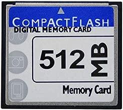 Best memoria compact flash 512mb Reviews