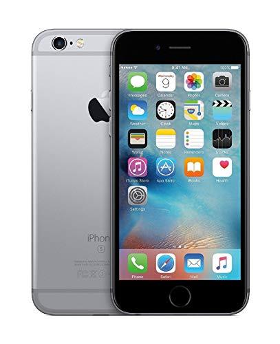 Apple iPhone 6s 32 GB UK SIM-Free Smartphone - Space Grey (Generalüberholt)