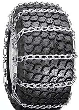 Amazon com: Snow Tire Chains for ATV, Snow Blower / Thrower