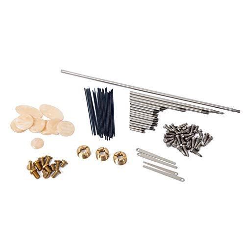 Materiales para tejer con aguja de lengüeta marca Exceart