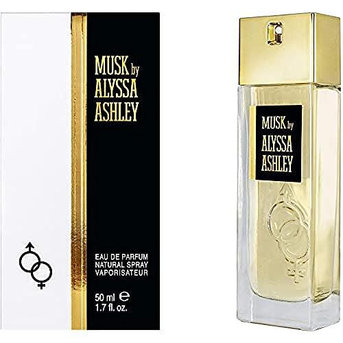 Alyssa Ashley Musk femme/ woman, Eau de Parfum, Vaporisateur/ Spray, 50 ml